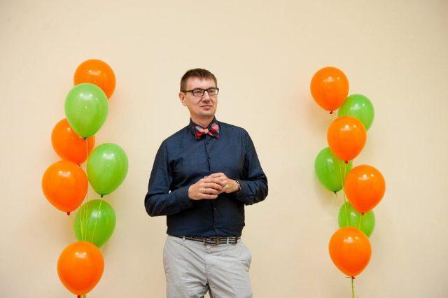 Юрий Новоселов